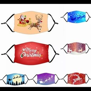 New Holiday masks. Purchase in single or group